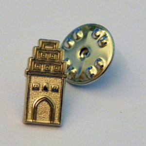 Stadttor-Pin