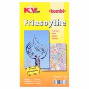 Stadtkarte Friesoythe