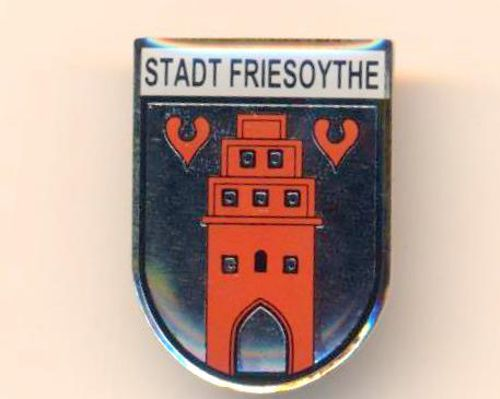 Ansteck-Pin Friesoythe