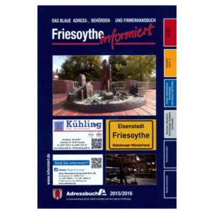 Das blaue Adress-, Behörden- und Firmenhandbuch
