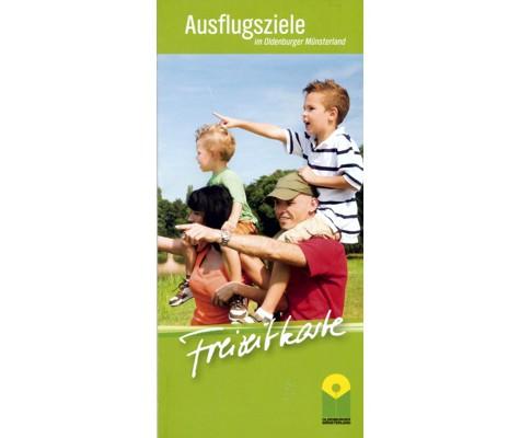 Freizeitkarte deutsch