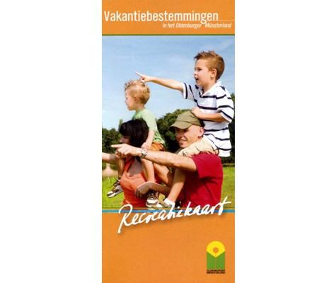 Freizeitkarte niederländisch