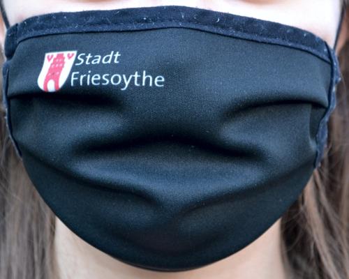 Behelfsmaske (Bild 1)