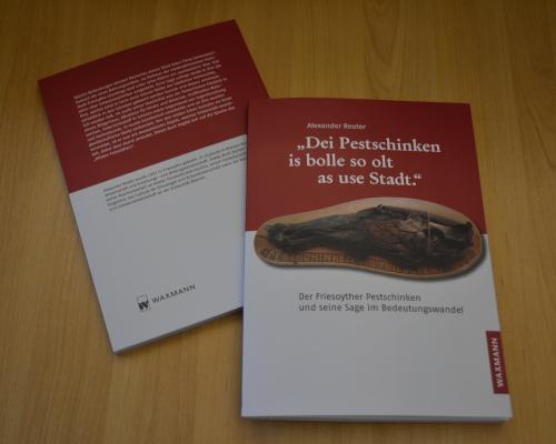 """Das Buch """"Dei Pestschinken is bolle so olt as use Stadt"""""""