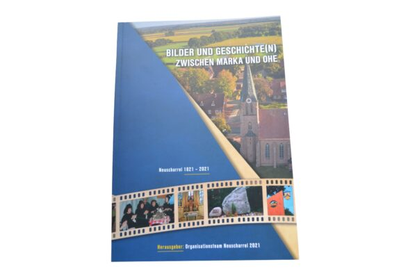 """Buch """"Bilder und Geschichte(n) zwischen Marka und Ohe"""""""